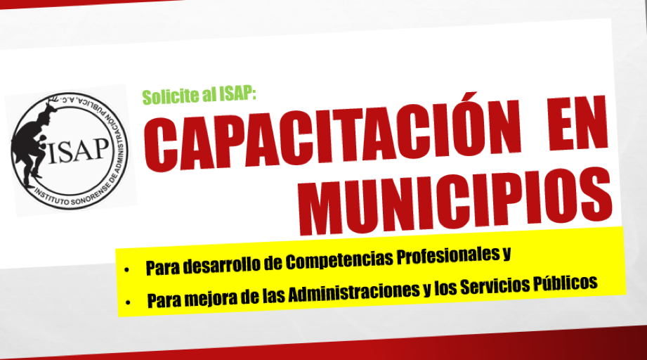 ISAP en municipios