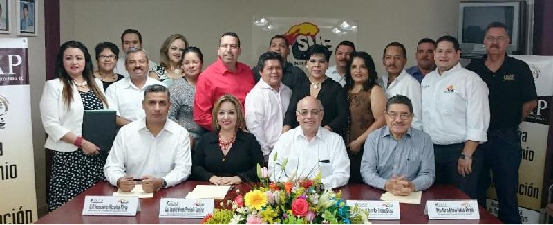 Firma de Convenio SUEISSSTESON-ISAP